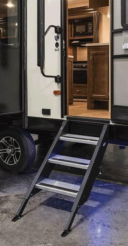 Travel Trailer Rv Sporttrek Touring Edition Exterior