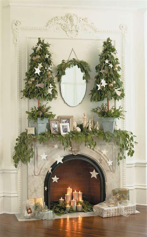 mantel displays 50 absolutely fabulous christmas mantel decorating ideas