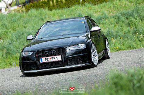 Audi A8 Avant by Audi A8 Rs4 Avant Wagon Cars Vossen Wheels Wallpaper