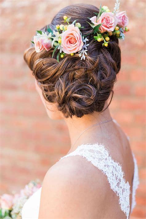 Gorgeous Wedding Hairstyles for Medium Length Hair