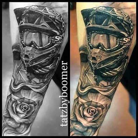 ideas  motocross tattoo  pinterest