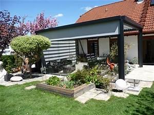 Sonnensegel Für Terrassenüberdachung Pergola : terrassen berdachung montage ~ Sanjose-hotels-ca.com Haus und Dekorationen