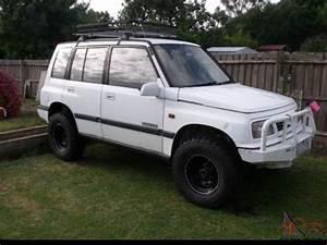 4x4 Suzuki Vitara : suzuki vitara jx 4x4 1993 4d wagon 5 sp manual 4x4 1 6l ~ Melissatoandfro.com Idées de Décoration