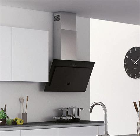 hotte de cuisine design bien choisir sa hotte de cuisson pour sa cuisine aménagée