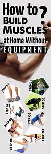 How To Build Muscles At Home Without Equipment
