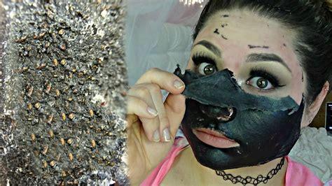blackhead mask peel