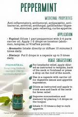 Young Living Peppermint Oil Pictures