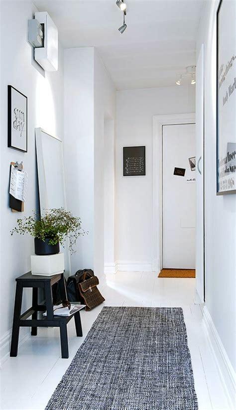 deco couloir noir et blanc 1001 id 233 es pour savoir quelle couleur pour un couloir comment d 233 corer un couloir