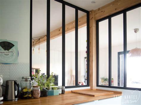 verriere de cuisine diy une verrière style atelier pas chère pour séparer