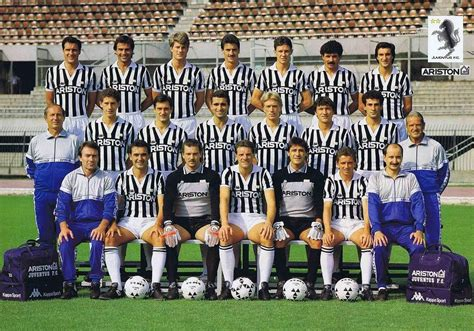 Juventus Football Club 1987-1988 - Wikipedia