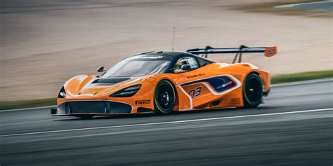 Race Cars by 2019 Mclaren 720s Gt3 Race Car New Mclaren Pictures