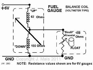 electric fuel gauges With gas tank fuel gauge wiring also fuel gauge sending unit wiring diagram