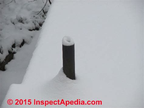 sewage odor diagnosis cold weather wet weather septic
