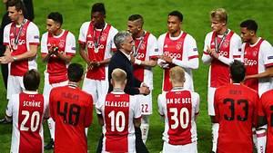 Ajax kids will remain heroes despite defeat to Mourinho's ...  Ajax