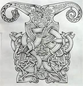 viking designs viking and oseberg influenced knotwork design by design on deviantart