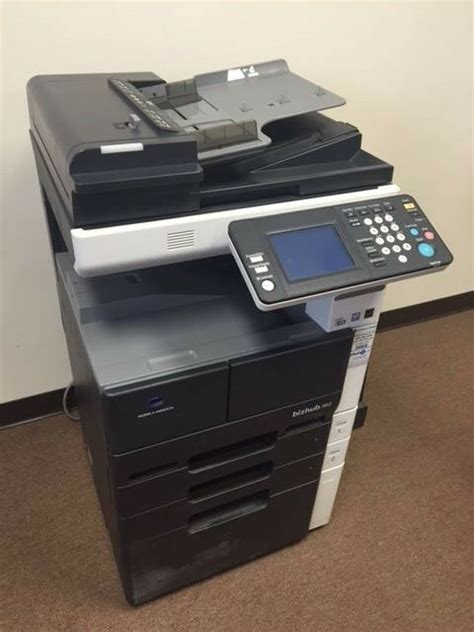 In order to use this printing system, the printer driver must be installed. Bizhub 362 Scan Driver - Bizhub 222 Specs Manualzz - Manual bizhub 362 device driver updates can ...