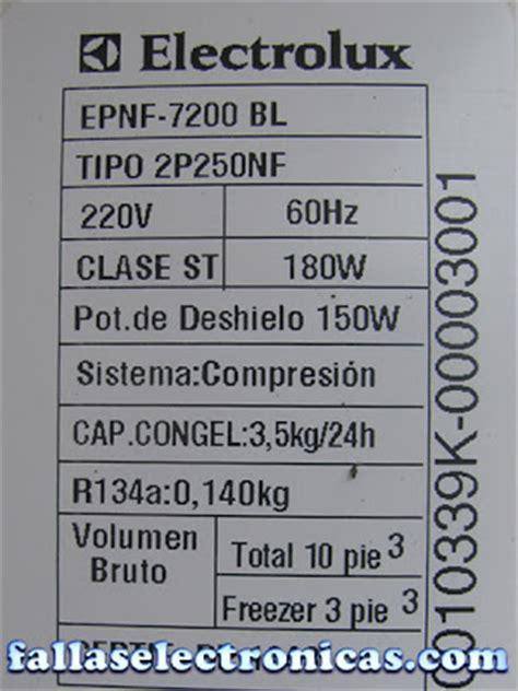 diagrama refrigerador  frost electrolux epnf  bl