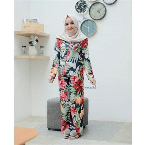 baju tidur piyama wanita muslimah olshop fashion olshop