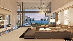 Modern, Dream, House, Mediterranean, Style, Plans, Home, Interior