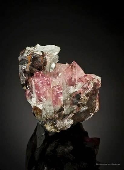 Mineral Minerals Adamite Specimens Irocks Manganoan Mexico