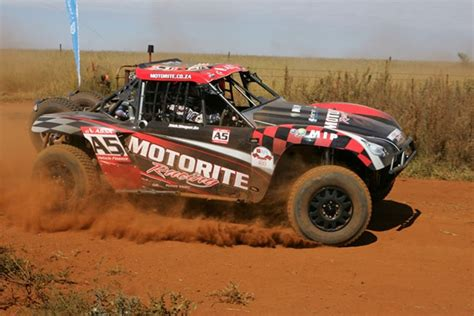 Motorite Racing In Fast Start To Off Road Season With New Car