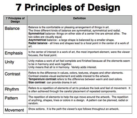 the 8 principles of design van allen austin 7 8 music art elements and principles of design