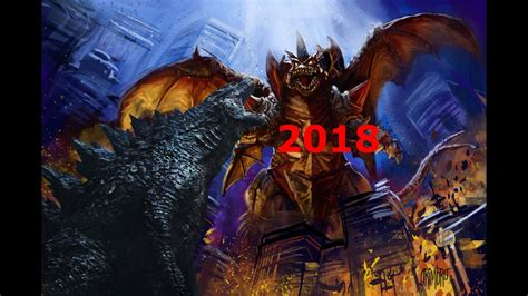 Destroyah In Godzilla 2018! How His Origins Could Work