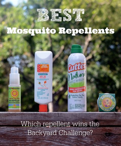 best mosquito repellants the best mosquito repellents for families mom in leggings