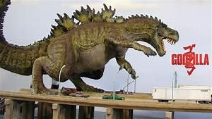 Godzilla King of Monsters | GODZILLASAURUS Profile and ...