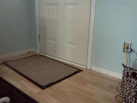 Laminate Floor Transition To Patio Door by Diy And Professional Installation Of Laminate Flooring