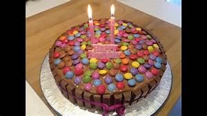 Idée Recette Anniversaire : recette facile de g teau d 39 anniversaire youtube ~ Melissatoandfro.com Idées de Décoration