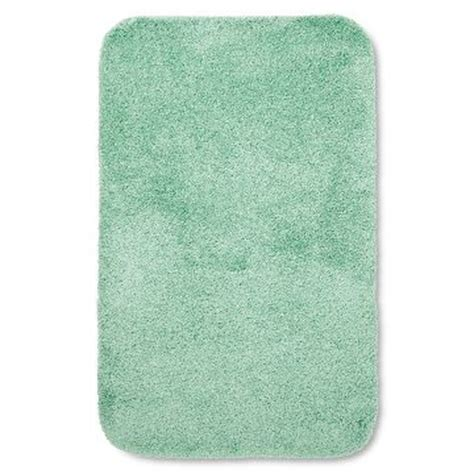 mint green bath rugs mint green bath target