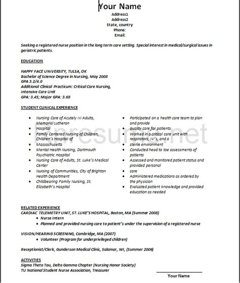 search results for rn resume objective calendar 2015