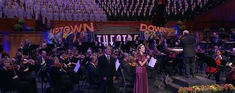 seventy trombones man laura osnes encore
