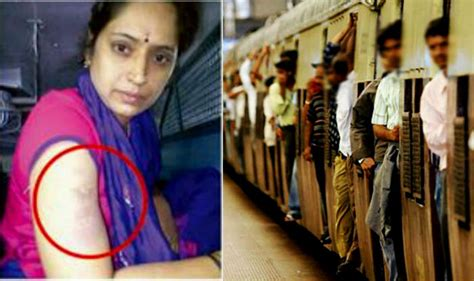 This 'Lady Singham' saved co-passengers on Mumbai local ...