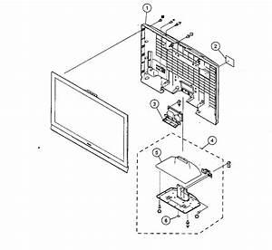 Sony Tv Lcd Parts