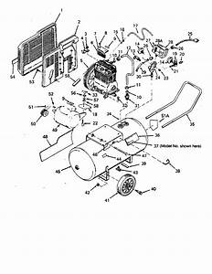 Craftsman Compressor Parts