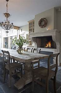 12 rustic dining room ideas decoholic With rustic country dining room ideas