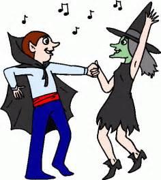 Halloween Dance Clip Art Free