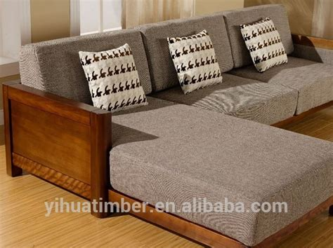 Living Room Design With Sofa Bed by Source Design Wooden Sofa Furniture Living Room