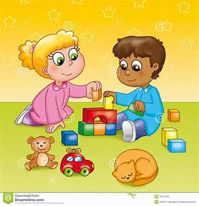 Playing Kindergarten Clipart - Clipart Suggest