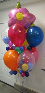 Bouquets & Ball... Balloons