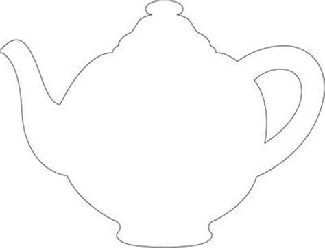 teapot template teapot template printable cake ideas and designs