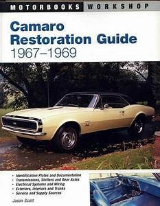 Camaro Rs Ss Z28 Restoration Guide 1967 1968 1969 Interior