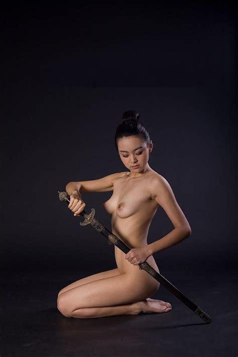 Asian Warrior Omegafinn