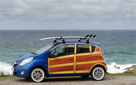 Chevrolet Spark 4k Wallpapers by Chevrolet Spark Woody Wagon Widescreen Car