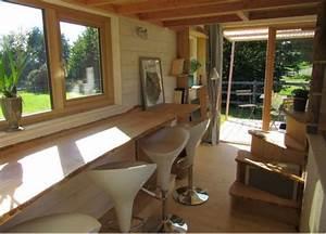 Kleines Haus Für 2 Personen Bauen : mini h user wie aus einem wohnwagen ein gem tliches zuhause wird ~ Sanjose-hotels-ca.com Haus und Dekorationen