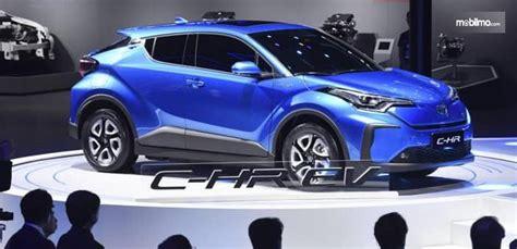 Toyota Ev 2020 by Preview Toyota C Hr Ev 2020 Mobil Masa Depan Dengan