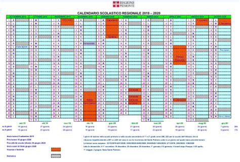 approvato il nuovo calendario scolastico nobel