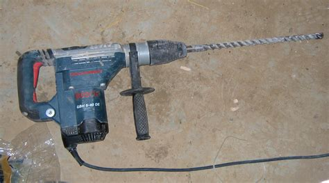 How To Drill Into Concrete Effectively  Tool And Go